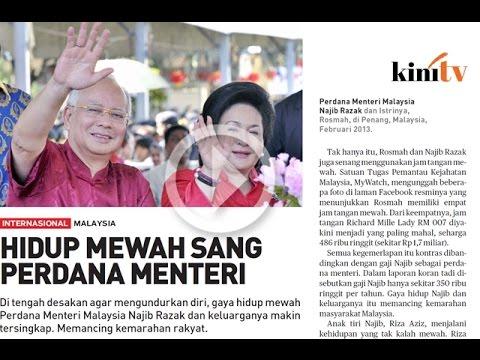 Isu Gaya Hidup Mewah Najib