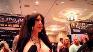 Transexual PornsStar AVN 2017 Transgender' Porn star interview Part III