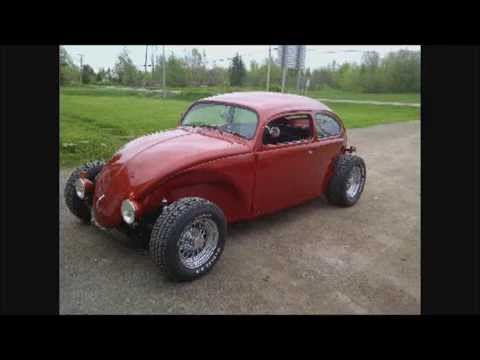 1967 Chopped Vw Volksrod Build