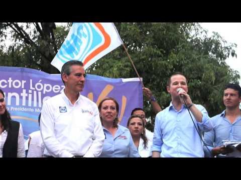 MENSAJE RICARDO ANAYA - BARRIO SAN MIGUEL LEÓN GUANAJUATO