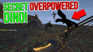 SOLO RAIDING WITH THE MOST UNEXPECTED DINO?! | ARK Small Tribes Official PvP - ARK Survival Evolved