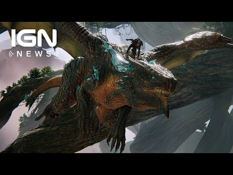 Microsoft Confirms Scalebound is Cancelled - IGN News