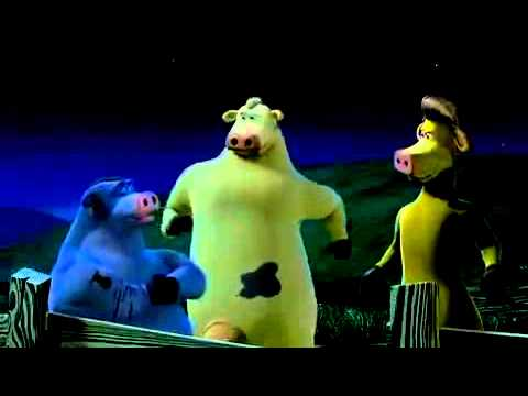 Barnyard 2006 Official Movie Trailer HQ - YouTube