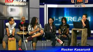 J-Stream - Rocker Kasarunk - Talk Show - Mivo.TV