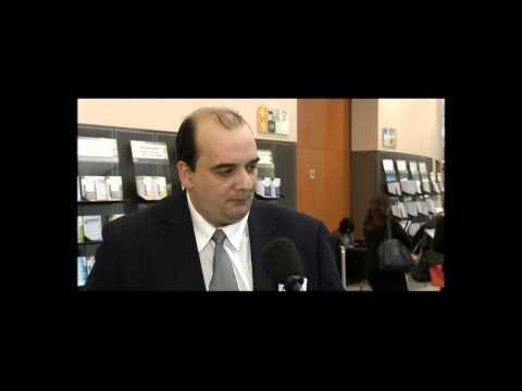 Interview about e-cigarettes-European Parliament
