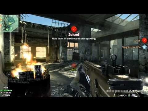 O Segredo , MW3 sem hacks