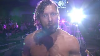 Kenny Omega enters the Royal Rumble