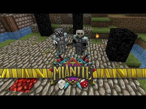 Minecraft: Mianite - The Bromance Is Back, Syndicate & Nadeshot Shall Dominate! [72]