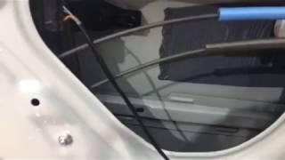 Обладатели KIA RIO знают что шумоизоляция в их автомобиле слабоватая, а в дверях её и вовсе нет