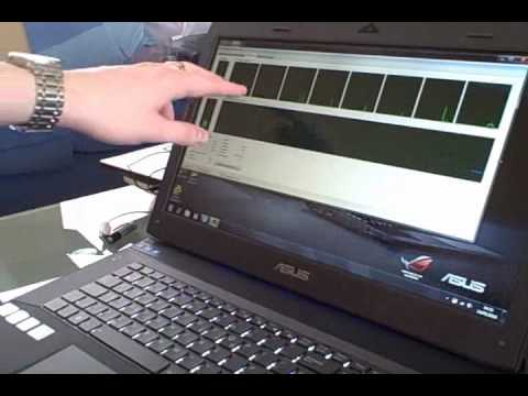 ASUS G73H Laptop Review Part 2 of 5