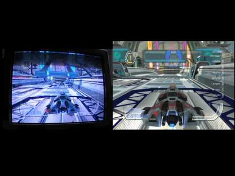 WipEout HD: ANZAC vs France 2 Part 2 - Weapons Off - Phantom