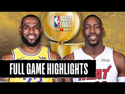 Miami Heat vs Los Angeles Lakers | October 11, 2020