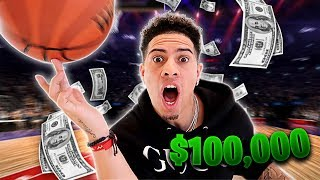 GIVING AWAY $100,000 TO START OFF THE NEW YEAR!!!