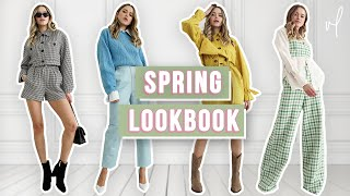 11 Spring Outfit Ideas & Trends For 2020 | Spring Lookbook