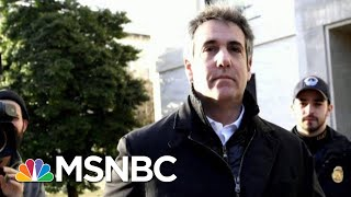 Michael Cohen Begins Three Days Of Testimony On The Capitol Hill | Morning Joe | MSNBC