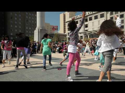 H&M Kids Fashion Flash Mob