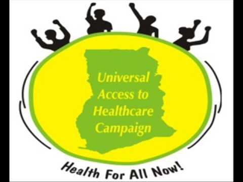 UAHCC Radio Discussion on Universal Health Coverage in Ghana