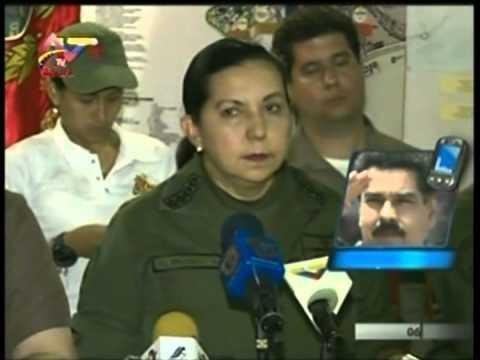 FRAGMENTO MINISTRA MELÈNDEZ  SIGUEN LAS LLUVIAS EN COLOMBIA BAJANDO AL MCPIO PÀEZ