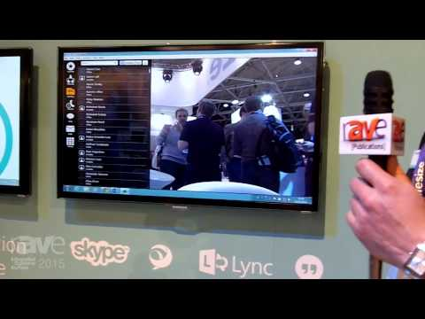 ISE 2015: Lifesize Introduces Icon Flex for Better Video Conferencing