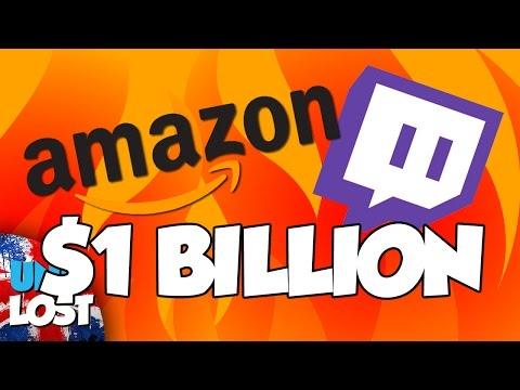 AMAZON BUY TWITCH FOR $1 BILLION! HOTFIX!
