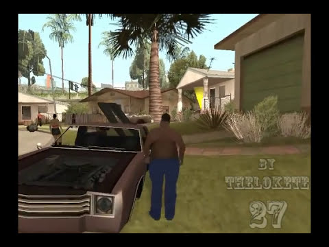 GTA San Andreas: Carl Johnson y Los Pizzeros - Loquendo