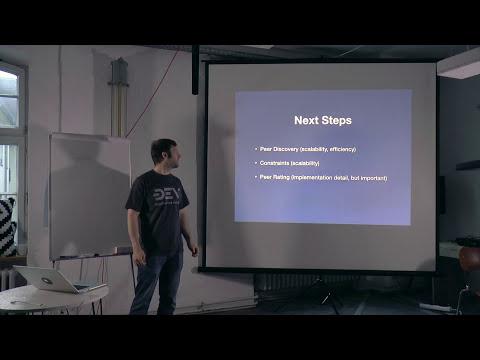 Ethereum ÐΞVcon-0: Multi Protocol Peer Network Framework: Vision and Roadmap