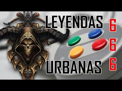CVG - Leyendas Urbanas (Nintendo es el Demonio) - Episodio 26