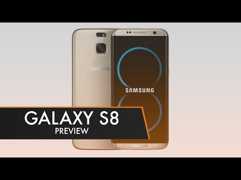 Samsung Galaxy S8 | Preview