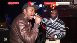 REMIX SHOW SERGE MAMBOU A AFRICULTURE  8  BY WILLY MIX