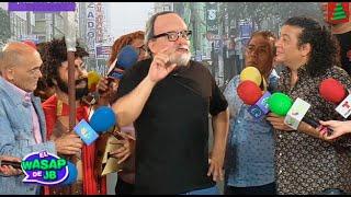 Ni por Año Nuevo Ricardo Belmonte suelta a los venezolanos con sus locas explicaciones