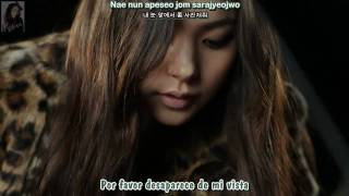 Song Ji Eun (Secret) Ft. Bang Yong Guk - Going Crazy - Sub. Español - (Rom-Han)