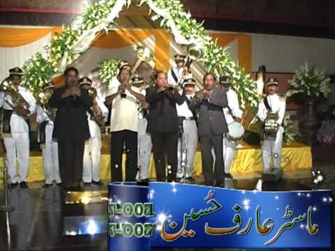 Fakhar e Punjab Band (Indian Song) Bahro Phool Barsao Mera Mehboob...