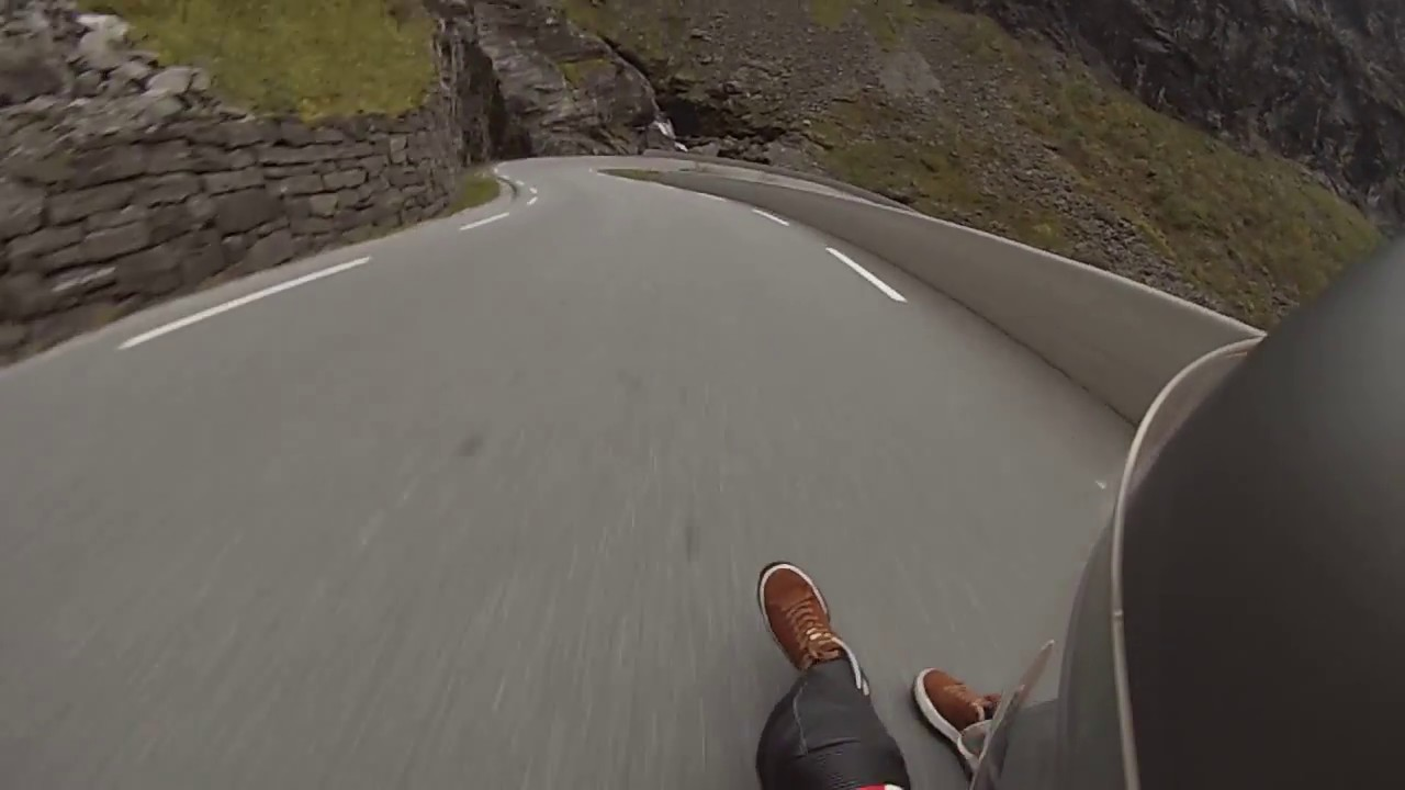Trollstigen full run