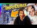 Fortnite   *NEW* IMPOSSIBLE PARCOURS D'OBSTACLES AVEC INOXTAG !