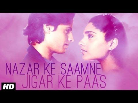 Nazar Ke Samne Jigar Ke Paas Full Song | Aashiqui | Rahul Roy...