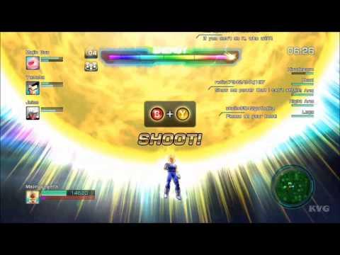 Dragon Ball Z: Battle of Z - Final Explosion - Majin Vegeta   Ultimate Attack [HD]