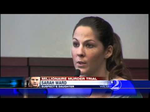 Ward Murder Trial Testimony Gets Emotional