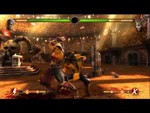 Dica do dia - Mortal Kombat 9 - Como derrotar o Shao Kahn com facilidade?