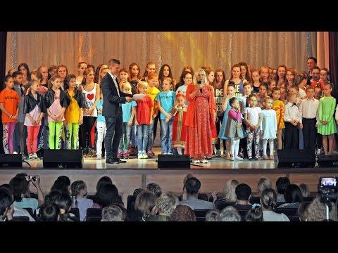 Школа танцев Айседора - отчетный концерт 22 мая 2015
