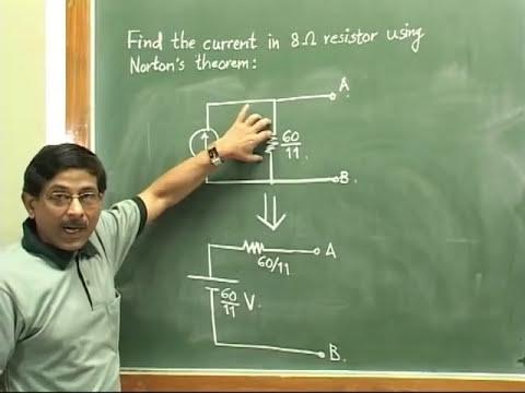 Norton's Theorem - by Dr. C. B. Bangal