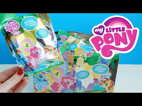 My Little Pony Blind Bags Wave 11 Breezies Collection NEW Part One