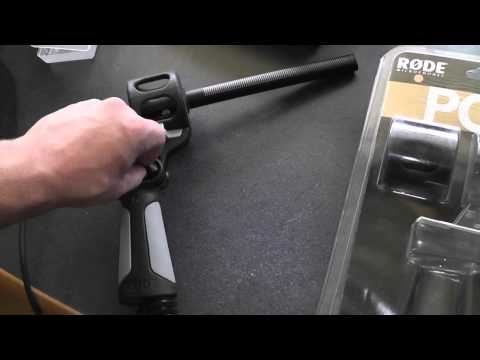 Rode PG2 Pistol Grip Shock Mount Review
