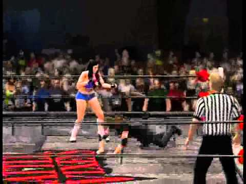 Wwe 13 Sora Aoi Vs Stephanie Mcmahan video