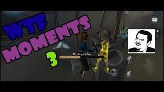 Identity V WTF moments 3