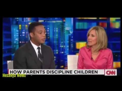 Don Lemon Shocks Cnn Hosts By Using Slavery As Justification For Spanking!! video