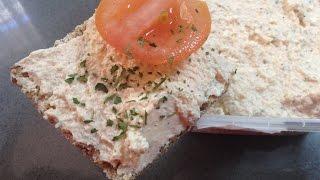 ФИТНЕС РЕЦЕПТЫ _ Творожный сыр для бутербродов, домашний, нежирный