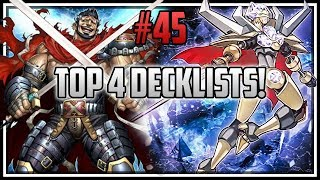 X-SABERS FIRST PLACE! Top 4 Decklists! Meta Weekly 45! [Yu-Gi-Oh! Duel Links]