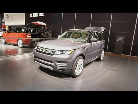 Range Rover Sport SUV