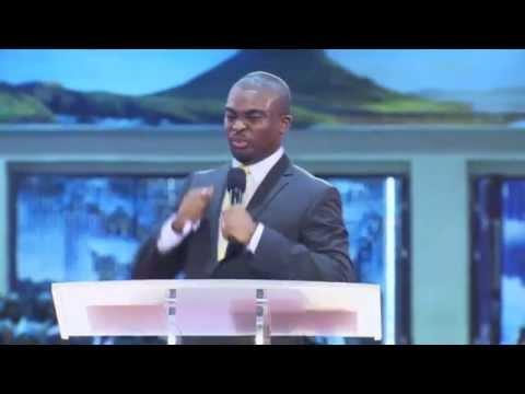 Pastor David Oyedepo Jr.  Shiloh 2014 Day2 Morning Dec.10th video