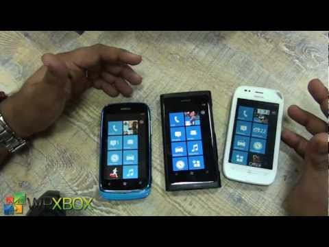 Nokia Lumia 610 vs Lumia 710 vs Lumia 800 Which Boot Time